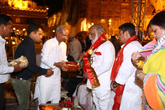 Cultural Holika Dahan Function | Eternal Mewar