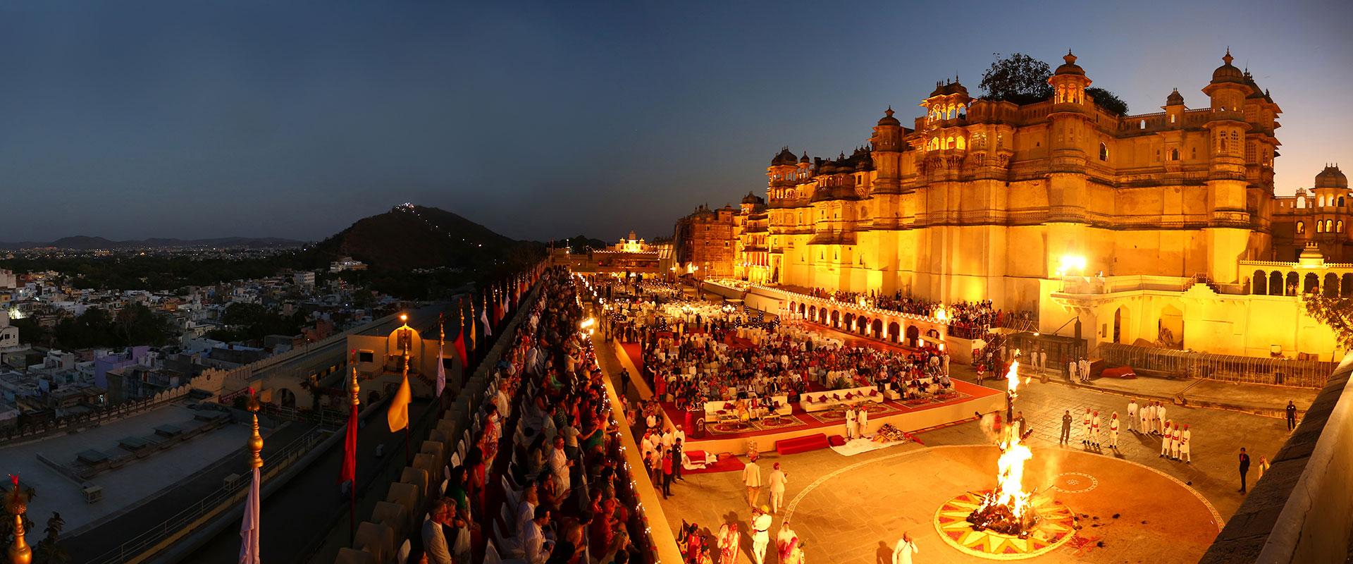 Ashwa Poojan Festival in Udaipur