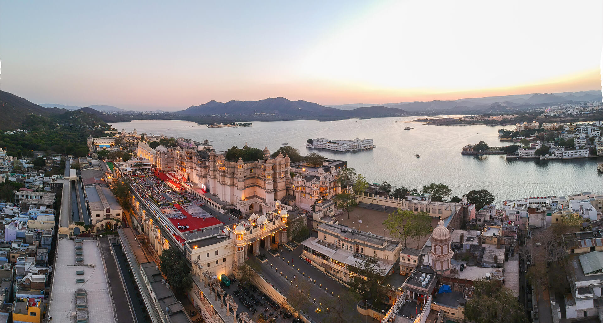 City of Udaipur