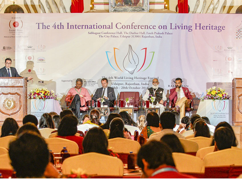 International conference on Living Heritage