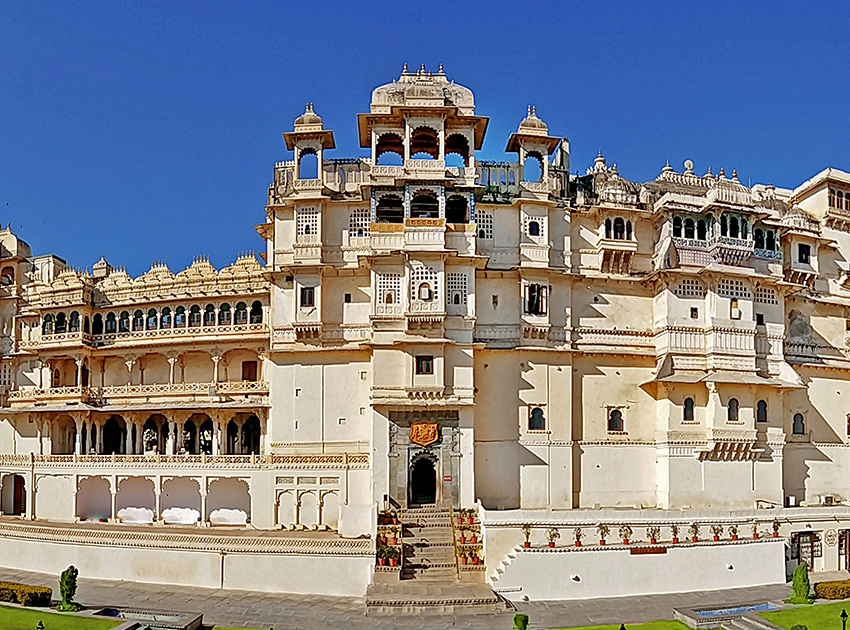 City Palace Museum, Udaipur
