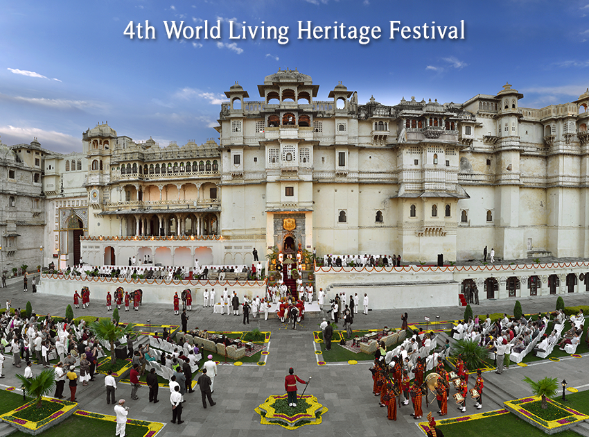 The World Living Heritage Festival 2018